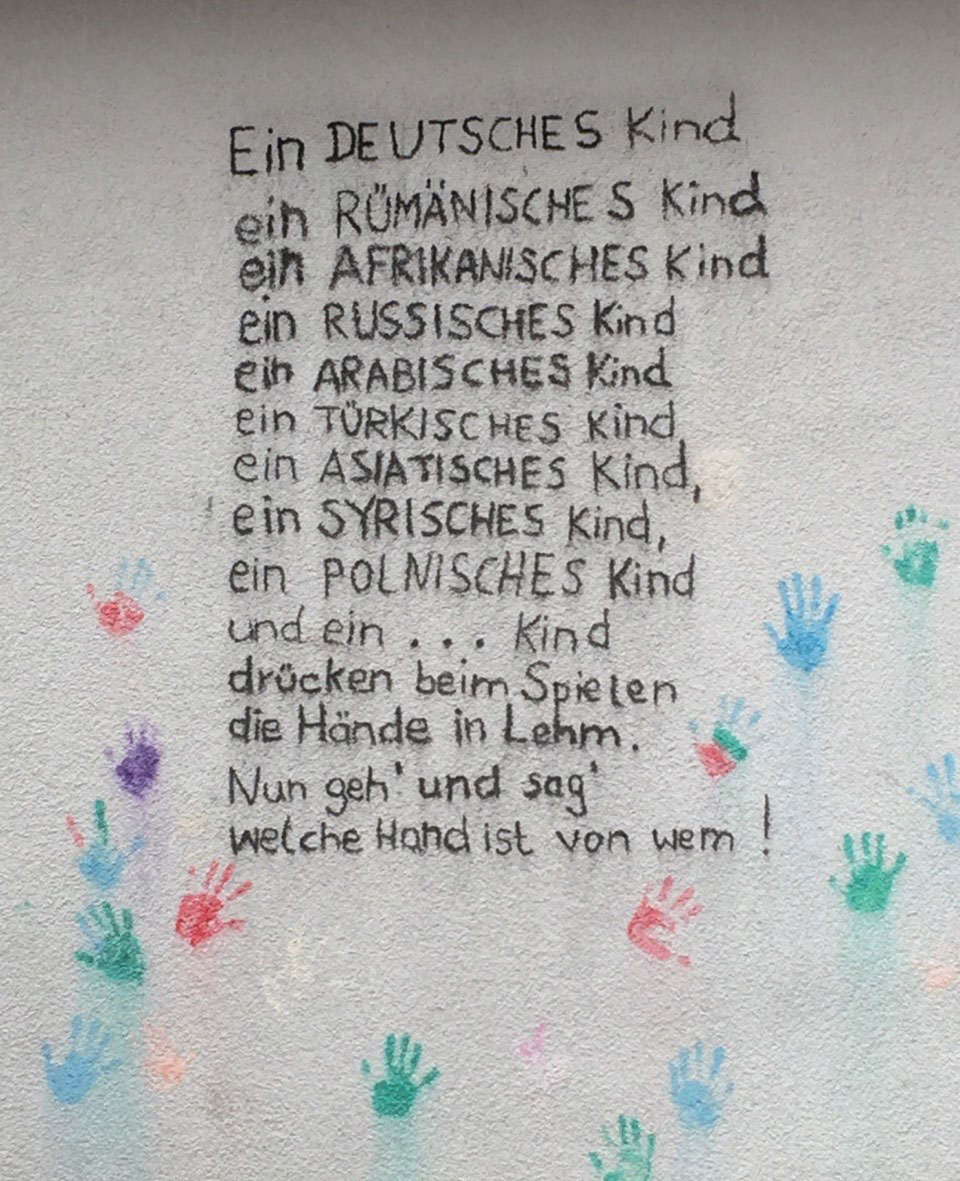 Hände_Hermann-Allmers-Schule
